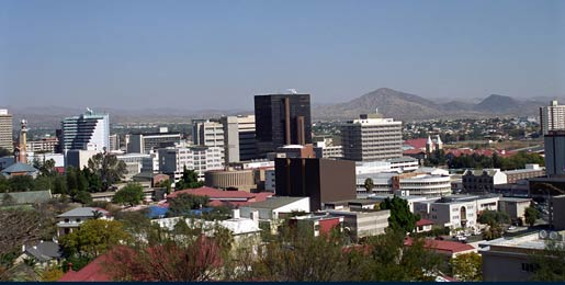Location de camping-car Windhoek