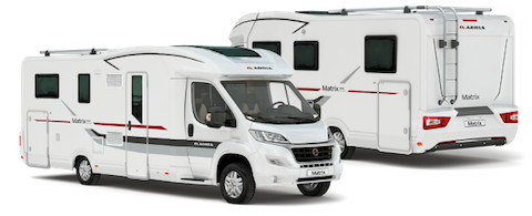 Camping-cars disponibles au Luxembourg