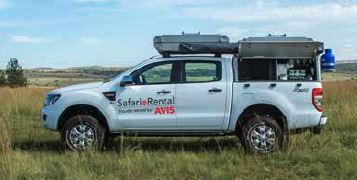 Ford Ranger 4x4 Luxury Family/Group Safari
