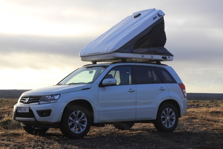 Suzuki Grand Vitara Icerental 4x4