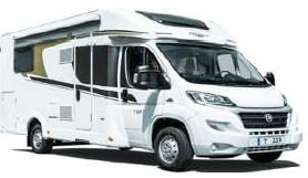 Location de camping-cars - Group D Motorhome