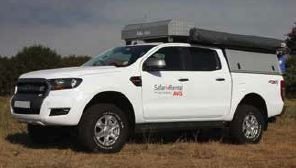Luxury Safari Overlander
